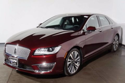 Lincoln Mkz Lease >> New 2017 Lincoln Mkz Reserve Sedan In Red Bank 17 1358 George