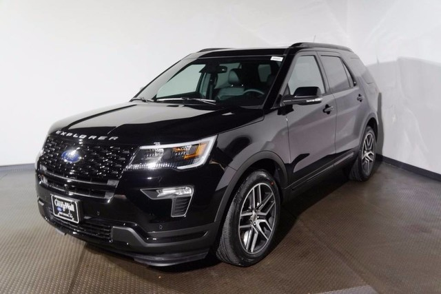 New 2018 Ford Explorer Sport SUV in Red Bank #18-2176 ...