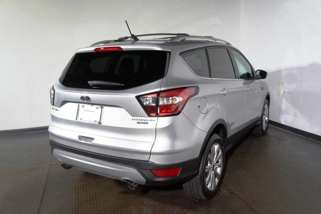 new 2018 ford escape titanium crossover in red bank 18 2216 george wall ford lincoln. Black Bedroom Furniture Sets. Home Design Ideas
