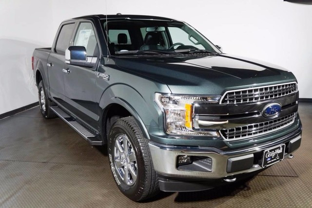 New 2018 Ford F150 Lariat Pickup Truck in Red Bank 182034