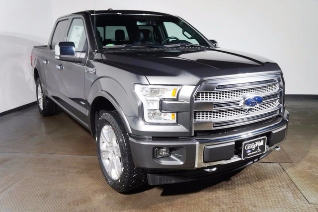 new 2017 ford f 150 platinum pickup truck in red bank 17 2972 george wall ford lincoln. Black Bedroom Furniture Sets. Home Design Ideas