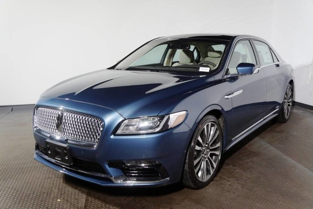 New 2018 Lincoln Continental Reserve Sedan in Red Bank #18 ...