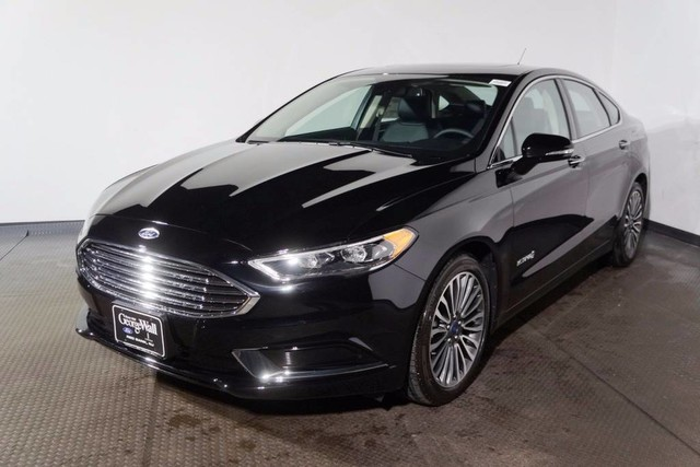 new 2018 ford fusion hybrid se sedan in red bank 18 2048 george wall ford lincoln. Black Bedroom Furniture Sets. Home Design Ideas