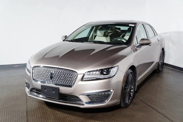 New 2018 Lincoln Mkz Hybrid Reserve Sedan In Red Bank 18