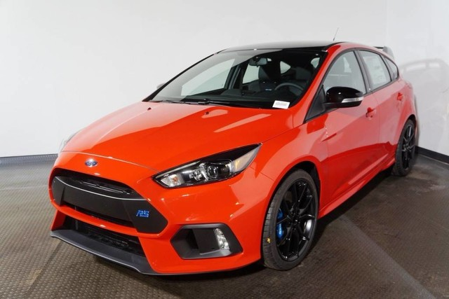 new 2018 ford focus rs hatchback in red bank 18 2415 george wall ford lincoln. Black Bedroom Furniture Sets. Home Design Ideas
