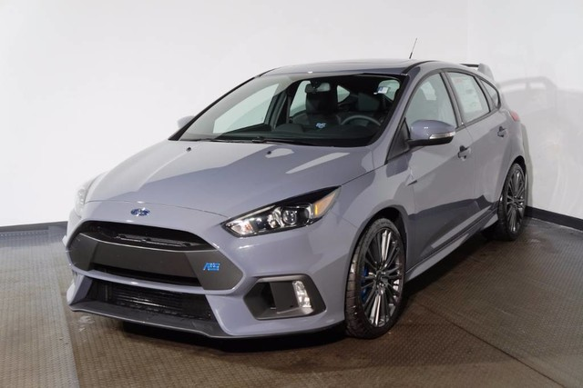 New 2017 Ford Focus Rs Hatchback In Red Bank 17 2576